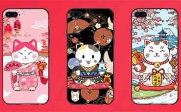 iPhone 8 Plus Etui Silikone