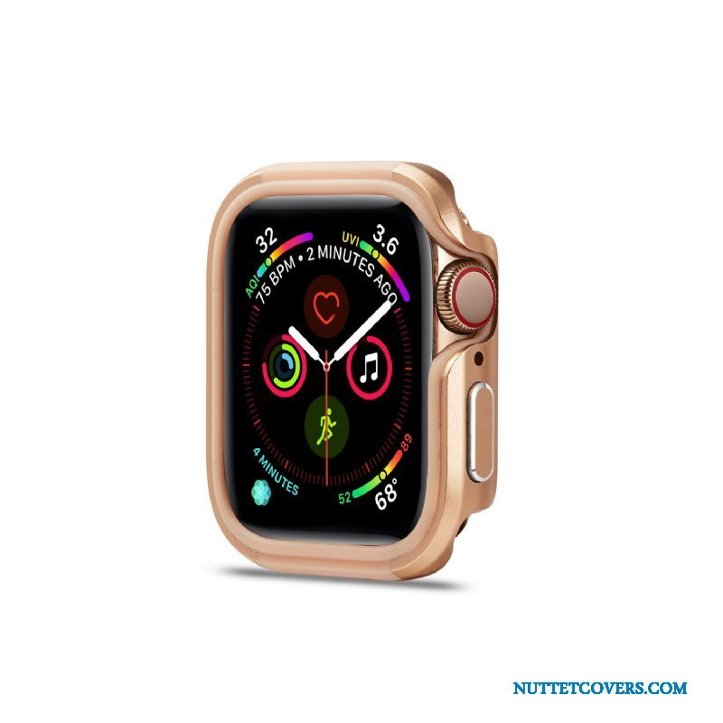 Etui Til Apple Watch Series 5 Anti-fald Ny Cover Ramme Trend