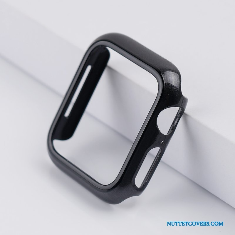 Etui Til Apple Watch Series 5 Bicolored Tasker Beskyttelse Sort Anti-fald