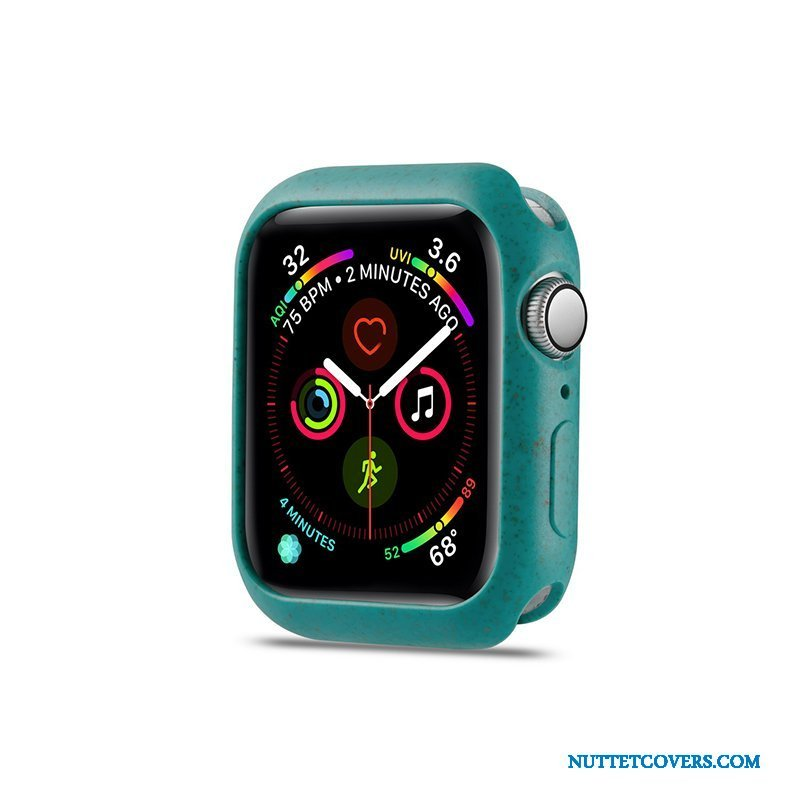 Etui Til Apple Watch Series 5 Cover Beskyttelse Grøn Alt Inklusive