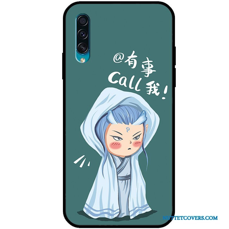 Etui Til Samsung Galaxy A30s Anti-fald Telefon Cartoon Trend Smuk Cover